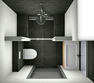Cool Tiny House Bathroom Remodel Design Ideas 14