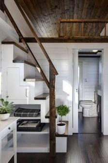 Cool Tiny House Bathroom Remodel Design Ideas 19