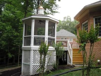 Cozy Gazebo Design Ideas For Your Backyard 11