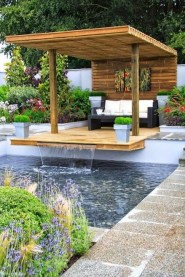 Cozy Gazebo Design Ideas For Your Backyard 25