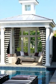 Cozy Gazebo Design Ideas For Your Backyard 26