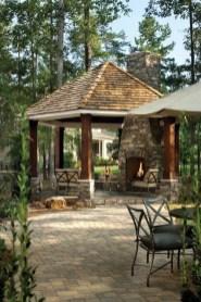 Cozy Gazebo Design Ideas For Your Backyard 27
