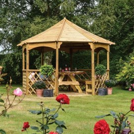 Cozy Gazebo Design Ideas For Your Backyard 38
