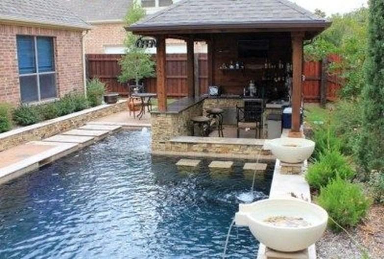 Cozy Gazebo Design Ideas For Your Backyard 41
