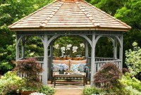 Cozy Gazebo Design Ideas For Your Backyard 50