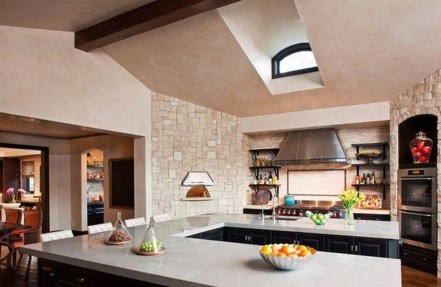 Creative U Shaped Kitchen Remodel Ideas 22