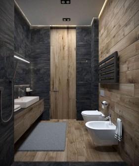 Dreamy Bathroom Lighting Design For Your Home 19