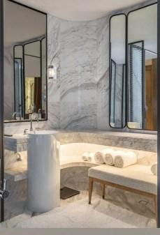 Dreamy Bathroom Lighting Design For Your Home 23