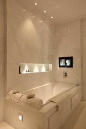Dreamy Bathroom Lighting Design For Your Home 34