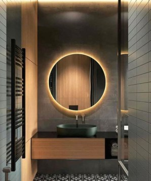 Dreamy Bathroom Lighting Design For Your Home 45