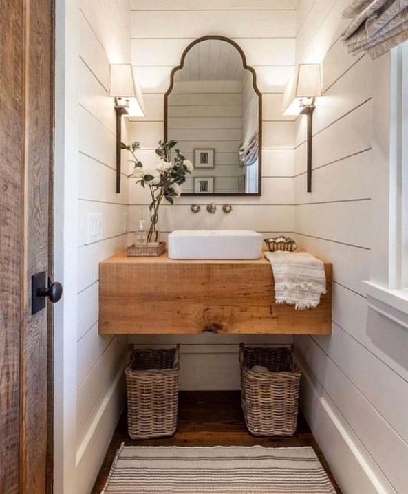 Dreamy Bathroom Lighting Design For Your Home 51