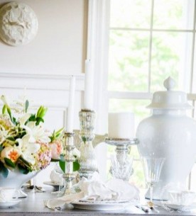 Elegant Table Settings Ideas For Valentines Day 21