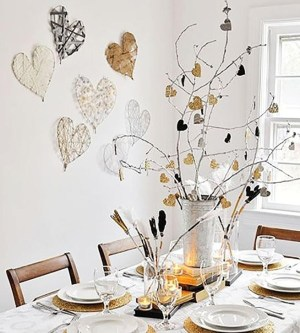 Elegant Table Settings Ideas For Valentines Day 23