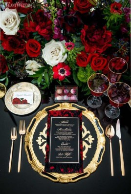 Elegant Table Settings Ideas For Valentines Day 35