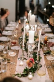 Elegant Table Settings Ideas For Valentines Day 39