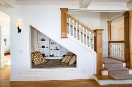 Genius Storage Ideas For Under Stairs 01