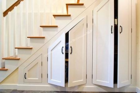 Genius Storage Ideas For Under Stairs 03