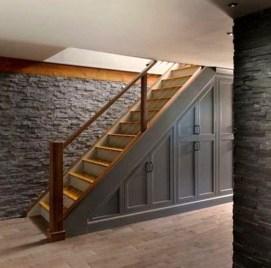 Genius Storage Ideas For Under Stairs 08