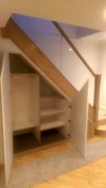 Genius Storage Ideas For Under Stairs 15