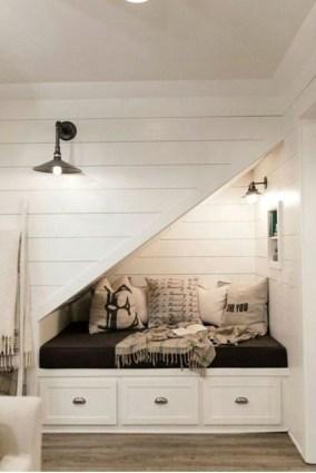Genius Storage Ideas For Under Stairs 28