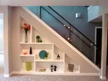 Genius Storage Ideas For Under Stairs 45