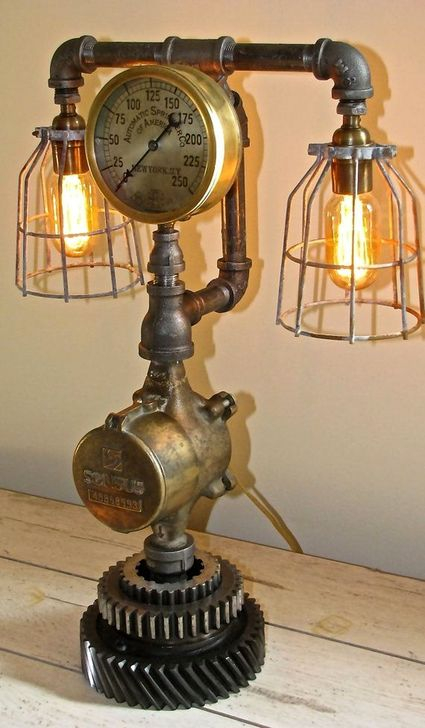 Modern Industrial Lamp Design For Your Home 12