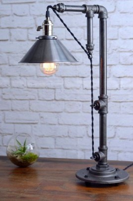 Modern Industrial Lamp Design For Your Home 27