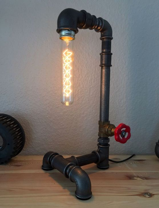 Modern Industrial Lamp Design For Your Home 29