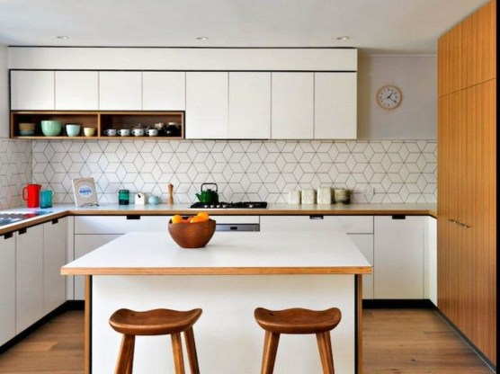 Modern Mid Century Kitchen Design Ideas For Inspiration 10