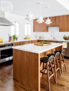 Modern Mid Century Kitchen Design Ideas For Inspiration 35