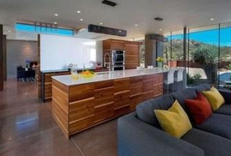 Modern Mid Century Kitchen Design Ideas For Inspiration 38
