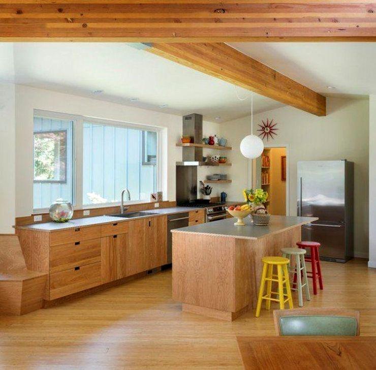 25 Kitchen Design Inspiration Ideas: 45 Modern Mid Century Kitchen Design Ideas For Inspiration