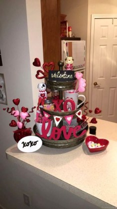 Simple DIY Valentines Day Decor Ideas 06
