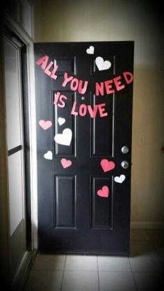 Simple DIY Valentines Day Decor Ideas 09