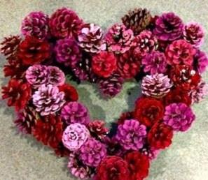 Simple DIY Valentines Day Decor Ideas 29
