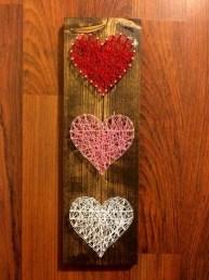 Simple DIY Valentines Day Decor Ideas 32