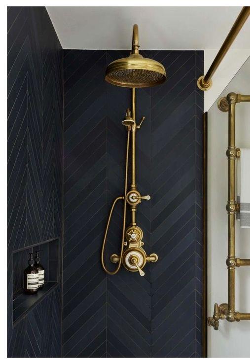The Best Ideas Black Shower Tiles Design 02