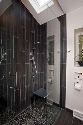The Best Ideas Black Shower Tiles Design 08