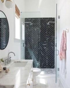 The Best Ideas Black Shower Tiles Design 12