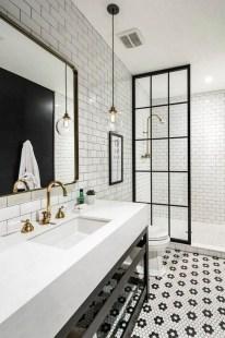The Best Ideas Black Shower Tiles Design 28