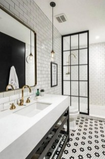 The Best Ideas Black Shower Tiles Design 28