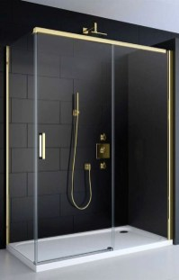The Best Ideas Black Shower Tiles Design 29