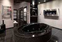 The Best Ideas Black Shower Tiles Design 47