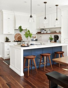 Unique And Colorful Kitchen Design Ideas 22