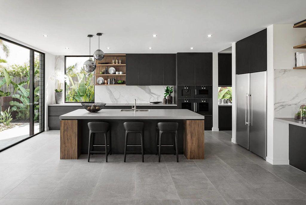 Unique And Colorful Kitchen Design Ideas 37