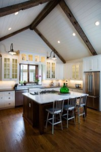 Affordable Farmhouse Kitchen Cabinets Ideas 11