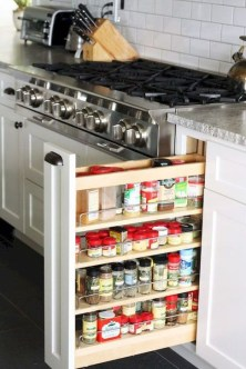 Affordable Farmhouse Kitchen Cabinets Ideas 18