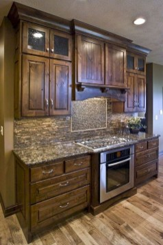 Affordable Farmhouse Kitchen Cabinets Ideas 34