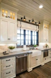 Affordable Farmhouse Kitchen Cabinets Ideas 40