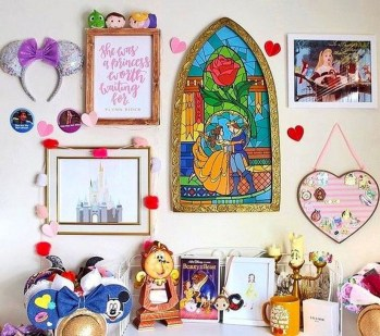 Awesome Disney Bedroom Design Ideas For Your Children 08